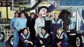 The Roy Rump & Sons team: Top left to right: Dave Rump, Roydon Rump, Diane Rump-Egan, Roy Rump Sr., Cody Egan, Tom Belford.Bottom left to right: Jeff Newson, Frank Priori, Dan Powell