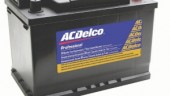 This 7-Year model from ACDelco's Professional Battery line has a calcium alloy, optimized to produce a fine-grain grid to maximize corrosion resistance, increase cycle life, and reduce water consumption. It has a free-replacement period of 50 months under its limited warranty.