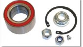 Beck/Arnley's new wheel bearing kits cover specific vehicle applications and include all of the necessary hardware to complete the repair job, such as grease, nut, circlip, seal, washer, gasket, split pin, collar, O-ring and shims. The application dictates which components come in the kit.
