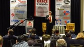 Among the presentations was that of noted industry analyst Chuck Seguin, who provided insights into shifting car dealer strategies to parts and service over purely a new car sales focus.