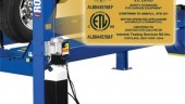 All Previously Certified Rotary Lift Vehicle Lifts Recertified to New Standard