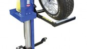 New Air-Powered Mobile Wheel Lift from Rotary Lift Reduces Risk of Employee Injury