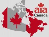 AIA logo canada
