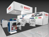 Bosch_AAPEX Booth