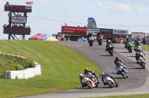 Atlantic Motorsport Park will host a doubleheader for the Mopar Canadian Superbike Championship in 2016.