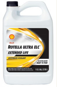 Rotella Ultra ELC 50-50 Pre-diluted