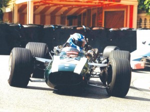 This1968 Cooper BRM T86B works car finished third at Monaco in 1968. This car has participated at the Historic Monaco Grand Prix and has been exhibited at the Ferrari Museum.