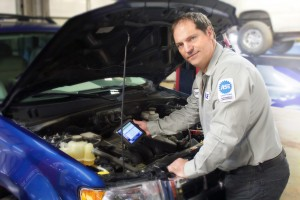"""We can now show the customer exactly what we're seeing,"" says Colorado shop owner Donny Seyfer, a spokesman for Mahle's new TechPRO diagnostic scan tool. ""And when you show them, it gives them a little more confidence in you."""