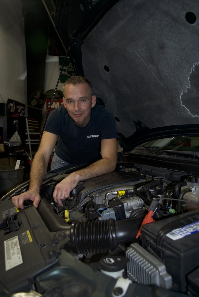 Jason Mancinelli, co-owner of Driven Automotive in Regina, Sask., has been named the Canadian Technician of the Year.