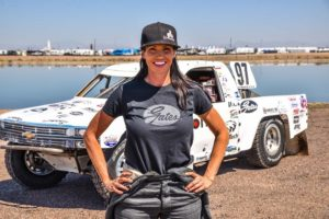 Sarah Burgess will be at the Gates AAPEX booth on Wednesday, November 2 from 3-5 pm for autographs and photos