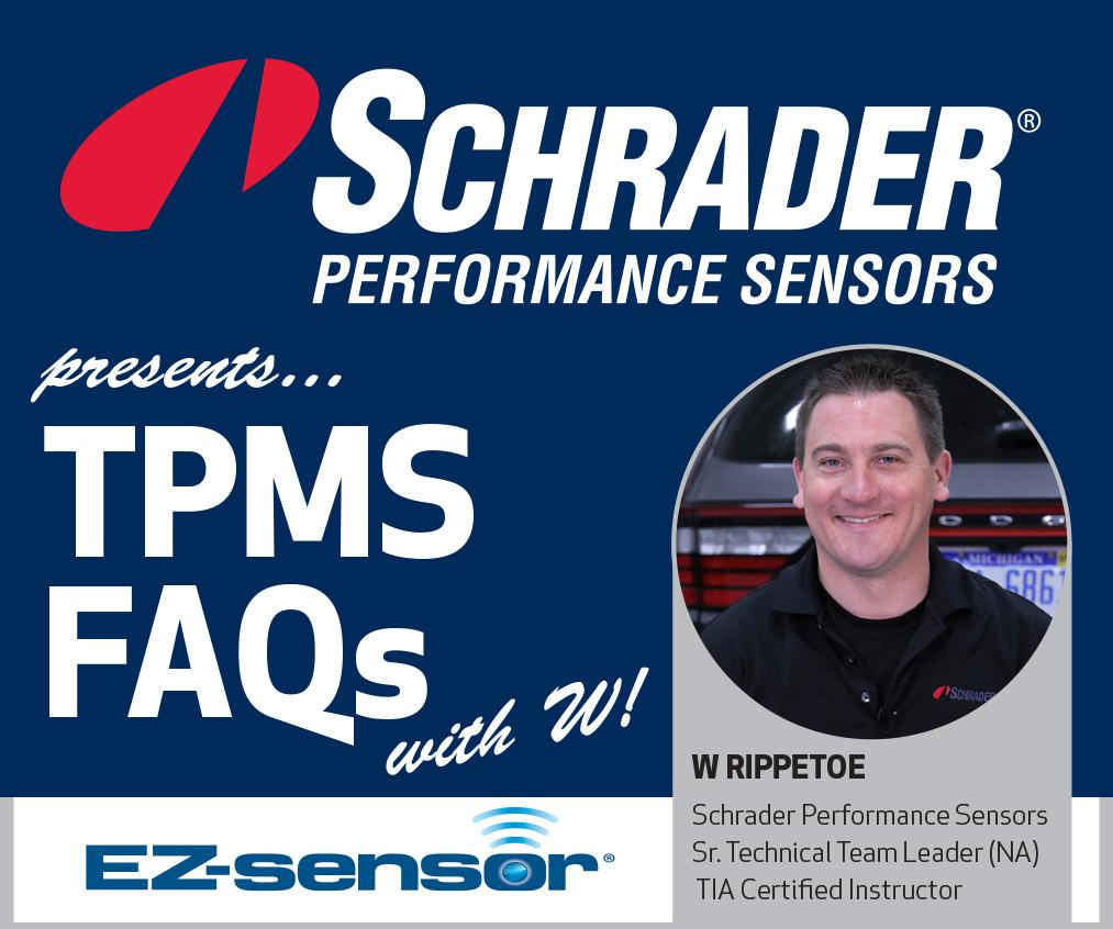 Schrader Preformance Sensors