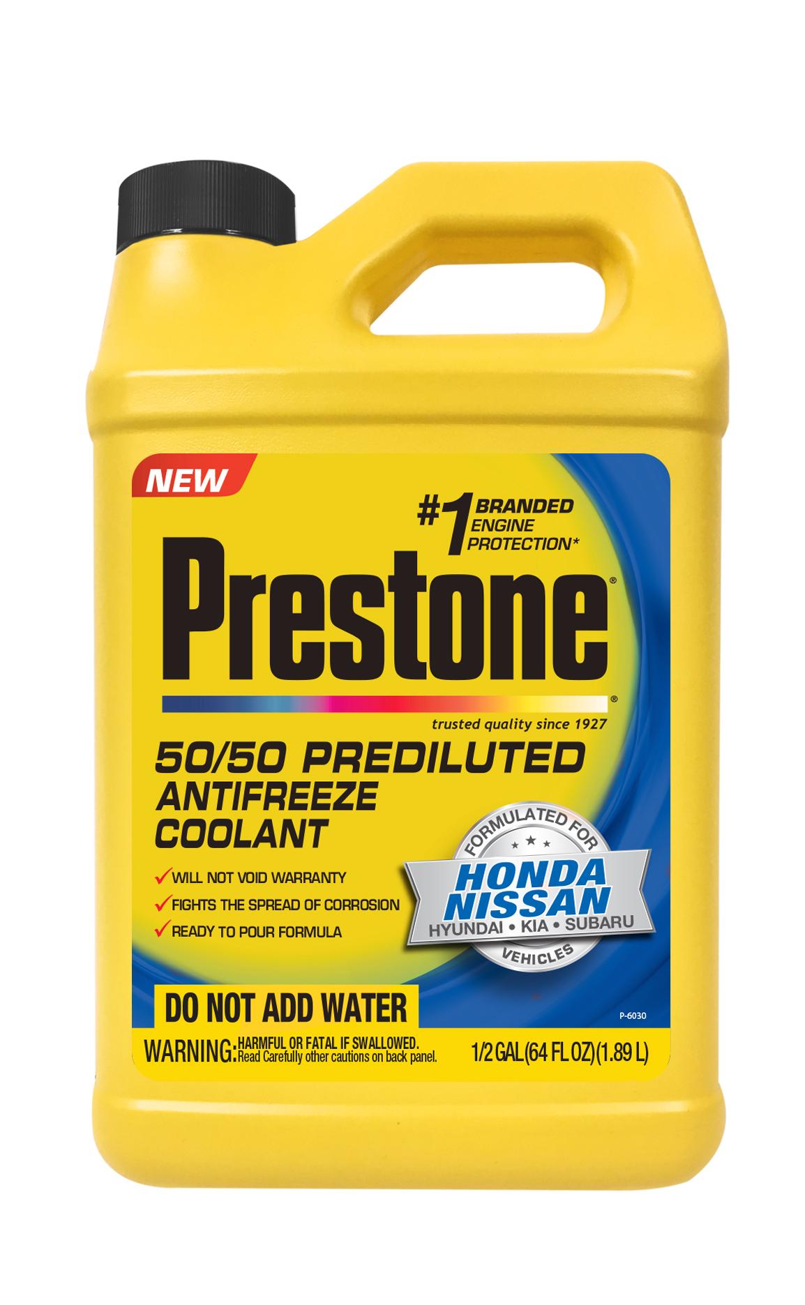 Prestone Antifreeze Coolants Auto Service World