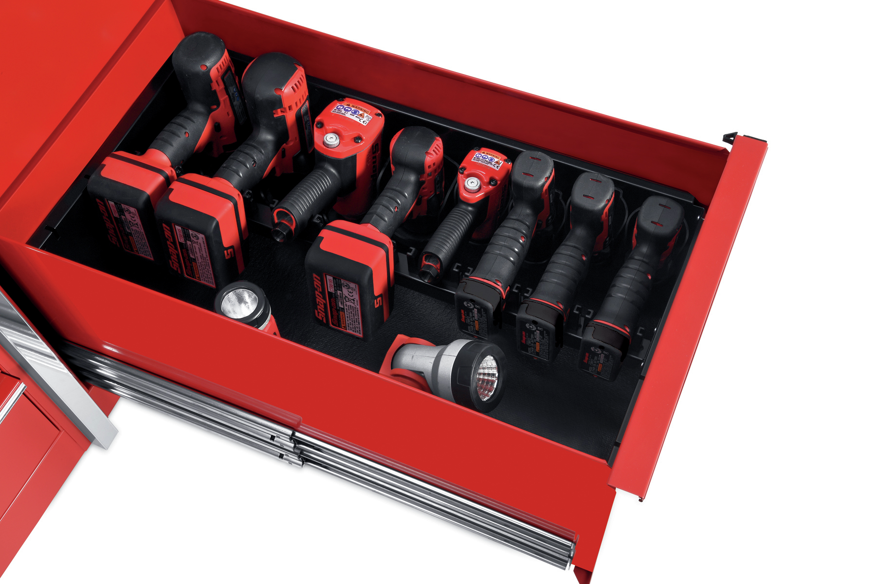 Snap On Offers Powered Drawer To Charge Tools Auto