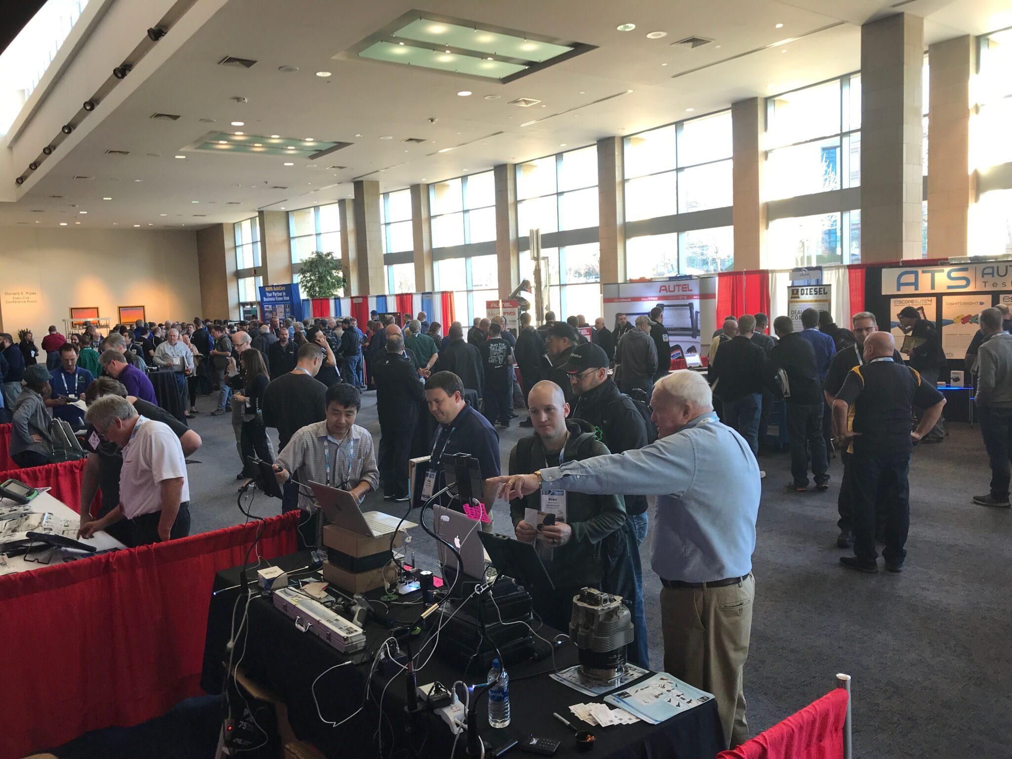Tool Expo at ASA Vision Hi-Tech Training and Exp