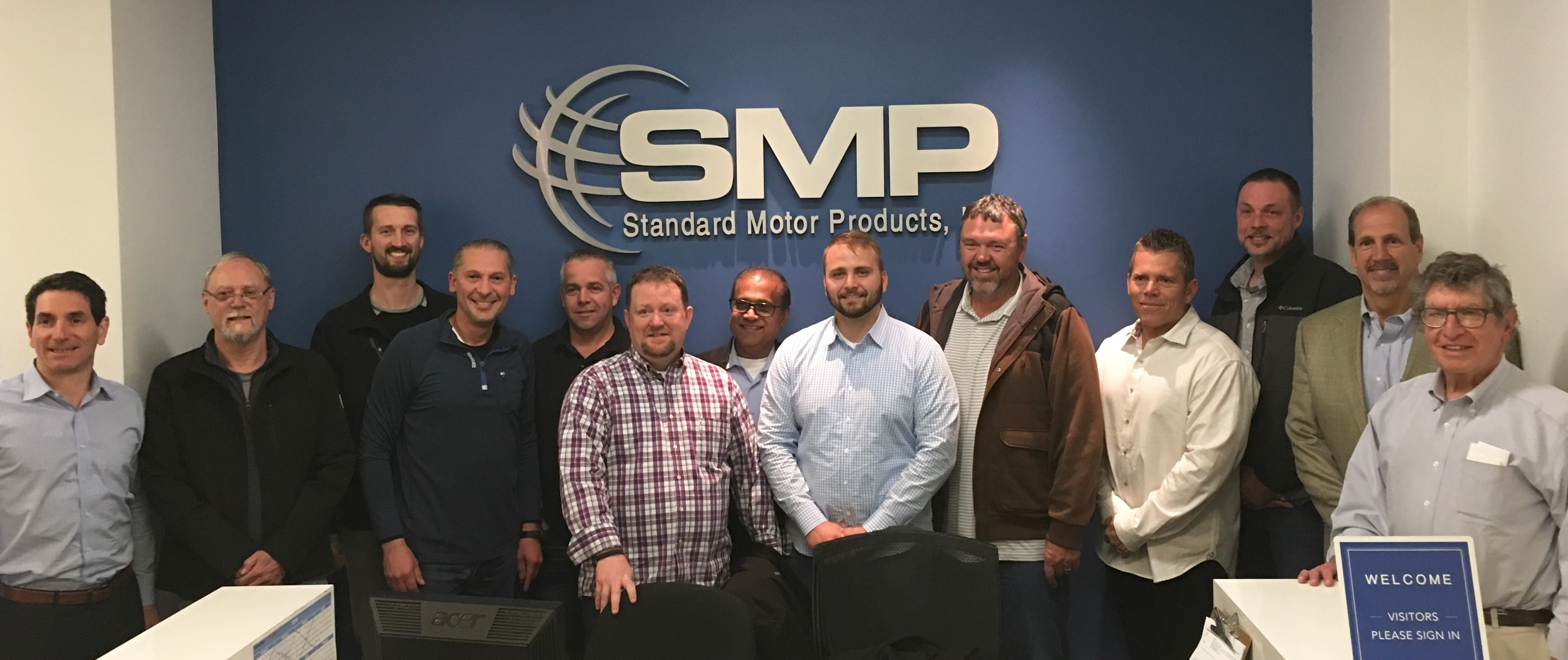 Standard Motor Products hosts Auto Value meeting Auto Service World
