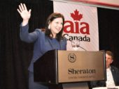 AIA AGM – YES Award Shannon Spano