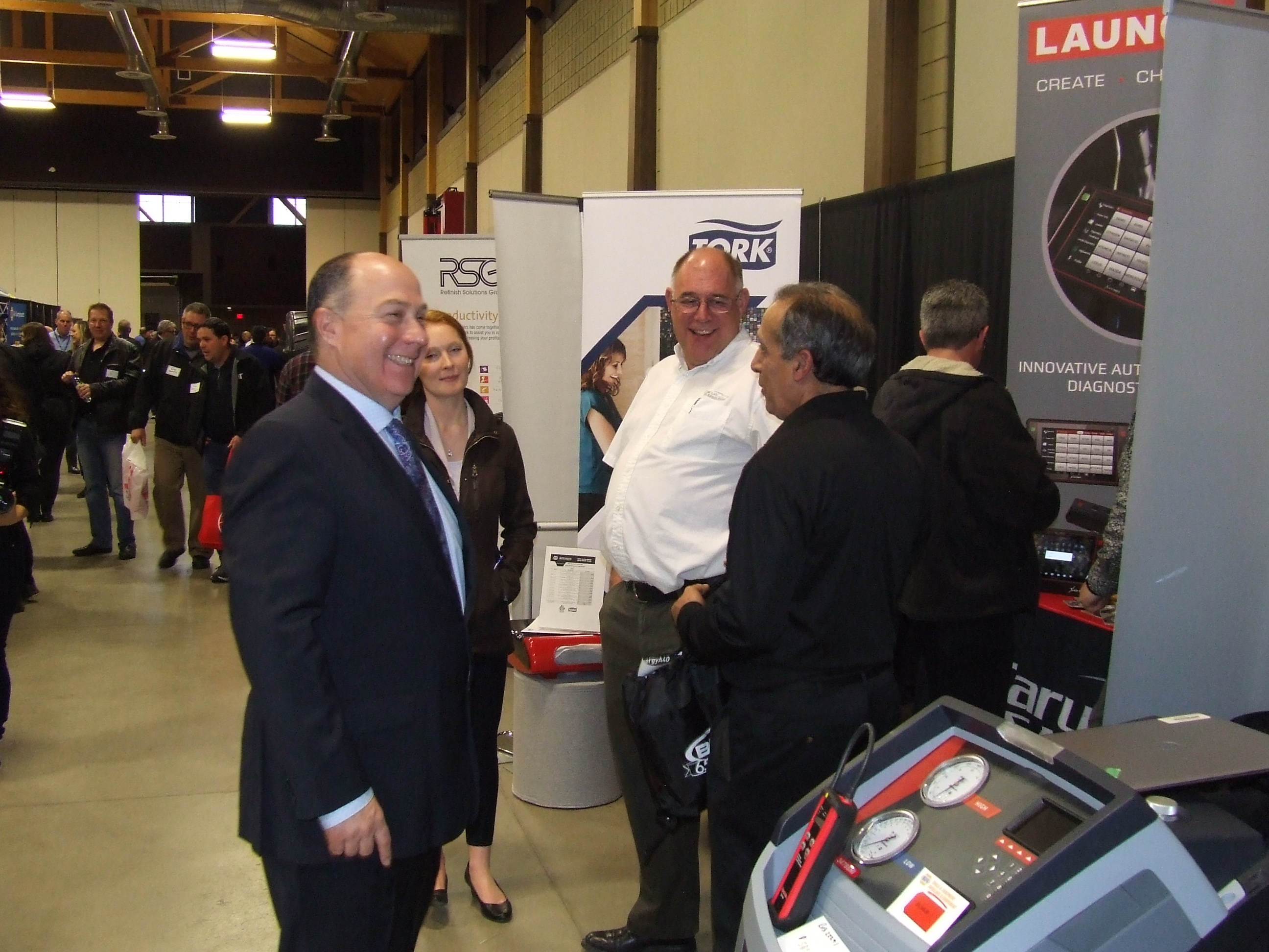 Stephen Krieger, Barton Auto Parts, Hamilton Ontario