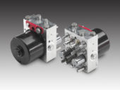 ATE MK60 Hydraulic Control Unit