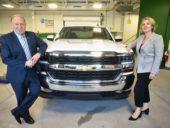 GM NC Donation Truck