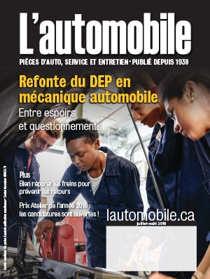 Current Issue - L'automobile