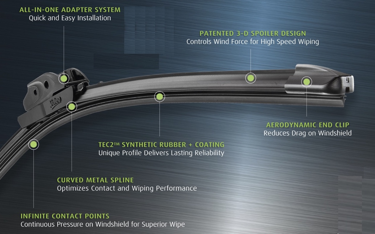 Valeo Launches New Line Of Wiper Blades Auto Service World