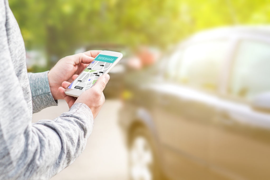 Uber Car Lease >> Auto industry looks to future beyond car ownership - Auto Service World