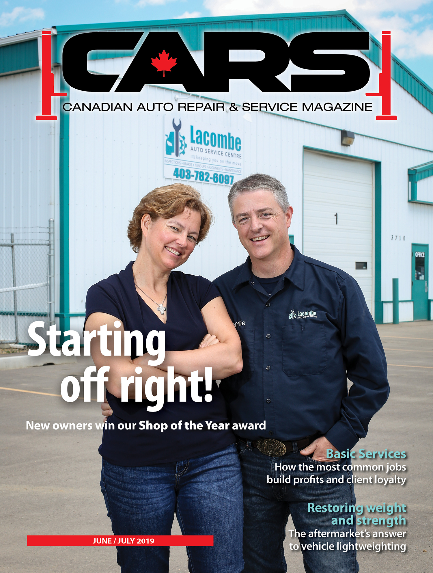 Current Issue - CARS