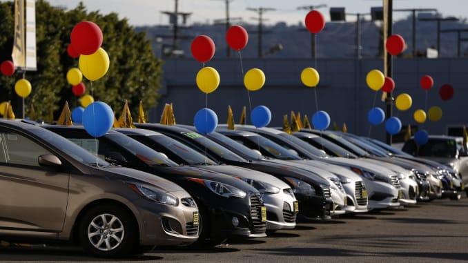 Car sales 3 - Auto Service World